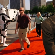 Hughes Spalding Revenge of the Sith Premiere 2005