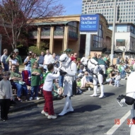 St Pattys Day Parade 2004