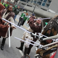 St Pattys Day Parade 2010